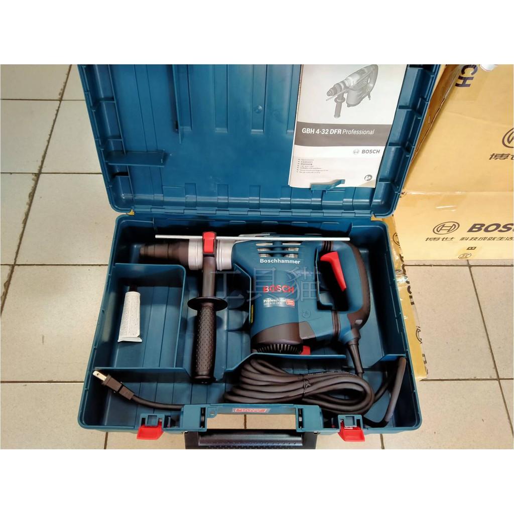 [工具喵] Bosch GBH 4-32 DFR 四溝免出力鎚鑽