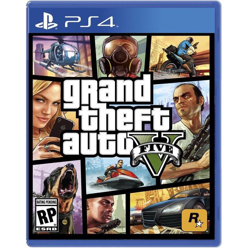 【夜貓電玩】PS4 GTA5 俠盜獵車手5 豪華版 中文美版 grand theft auto V FIVE GTA