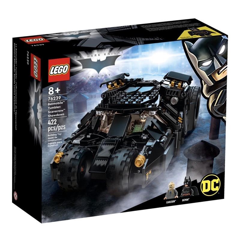 ❗️現貨❗️LEGO 76239 蝙蝠車DC 全新未拆