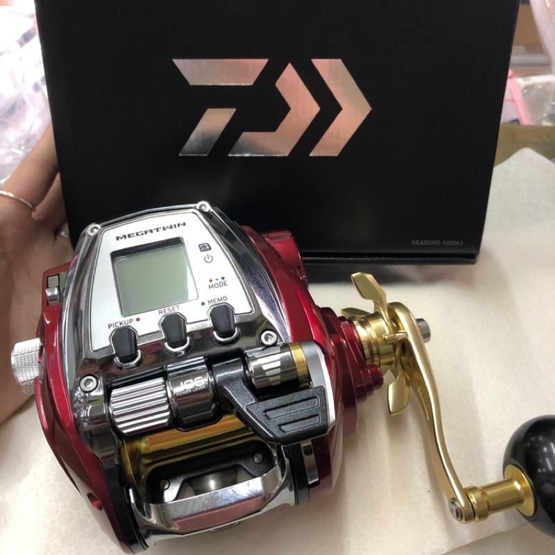 DAIWA-電動捲線器 SEABORG 500MJ