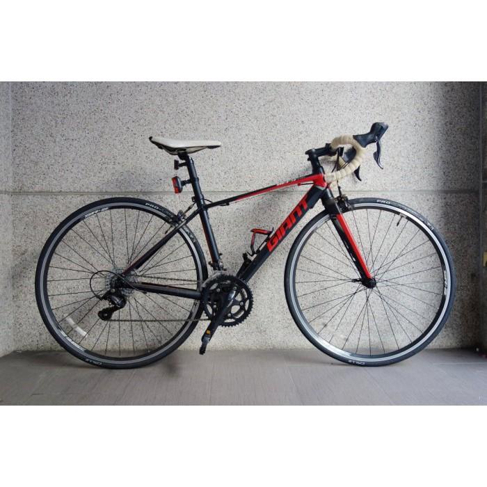 【台中青蘋果】捷安特 Giant DEFY 3 公路自行車 二手 腳踏車 #56139