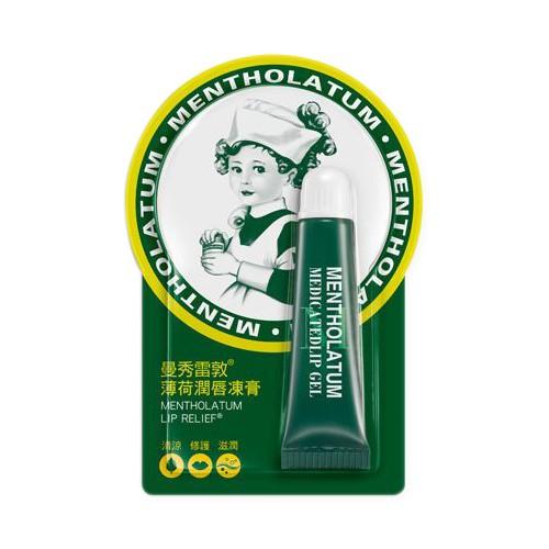曼秀雷敦 薄荷潤唇凍膏(8g)【小三美日】D204018