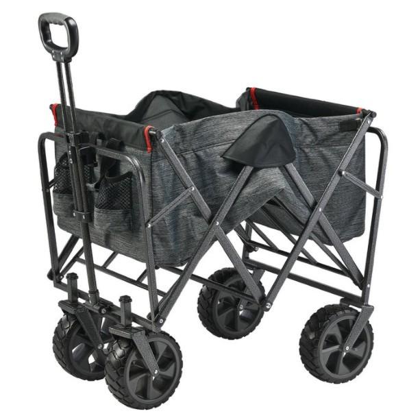 衝評特價 Costco代購 Mac Sports 寬胎折疊式拖車 全地形XL折疊式推車 有附網子 無自取