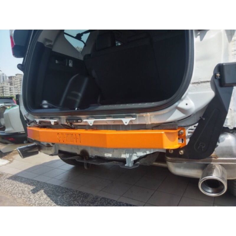 SUMMIT Honda CRV5 專用後保桿強化樑