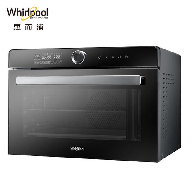 【Whirlpool 惠而浦】32公升獨立式蒸烤箱 WSO3200B