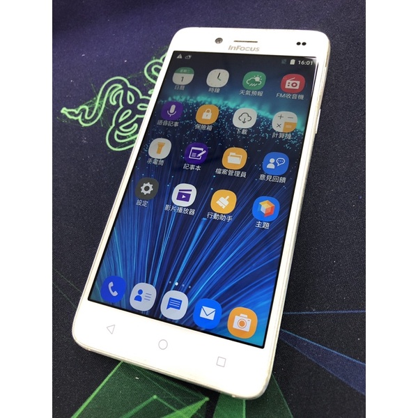 大尺寸媲美8P🥰Infocus M680 2/16G 5.5'' 八核 Android6 二手機 備用機