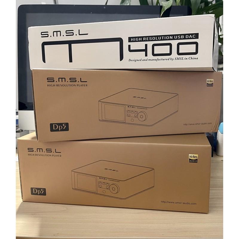 S.M.S.L雙木三林smsl M400音頻解碼器DAC超越topping d90