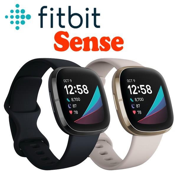Fitbit Sense 進階 GPS 可通話 音樂播放 NFC智慧支付 健康智慧手錶