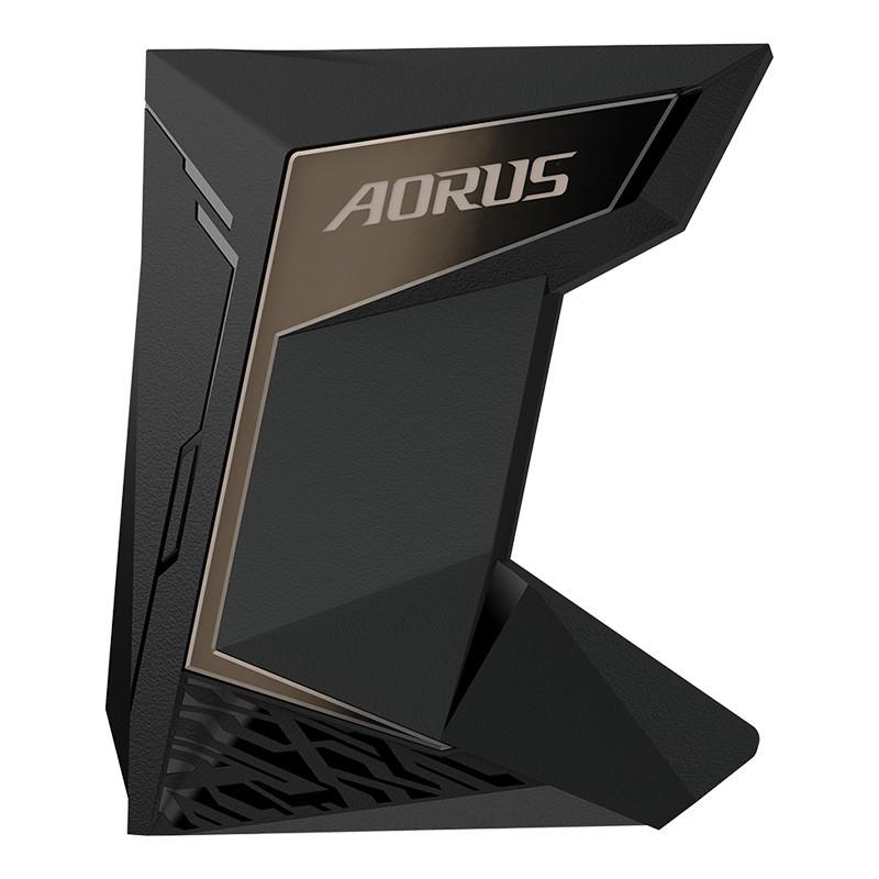 【電腦配件】技嘉 AORUS RTX雙顯卡SLI交火橋接器 RGB燈光 支持2080/2080ti