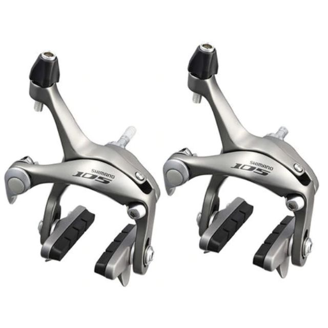 Shimano 105 BR-5700 Road Brake Calipers (silver)