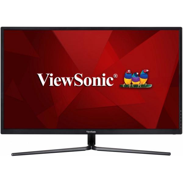 優派 ViewSonic VX3211-4K-mhd  32型 4K廣視角電競螢幕 子母畫面 喇叭 【每家比】