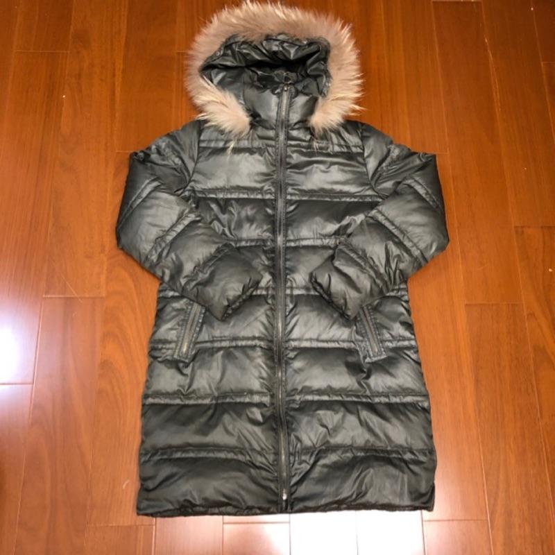 (專櫃精品Size 38)MK Michel Klein 長版保暖羽絨外套