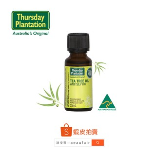 Thursday Plantation Tea Tree oil 100% Pure 澳洲茶樹精油 25ml