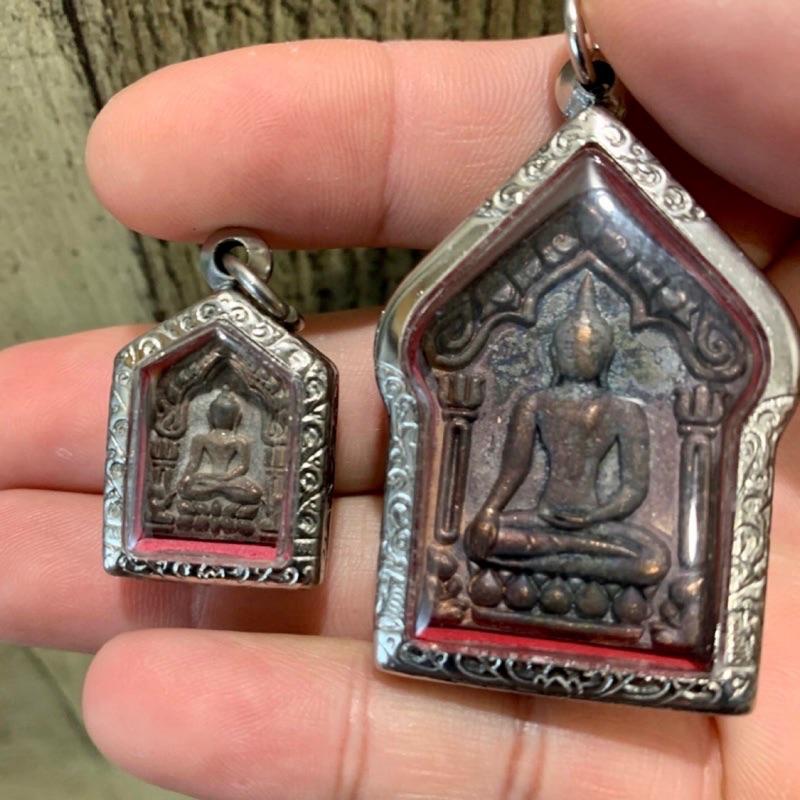 派更-坤平九寶銅 龍婆馬哈蘇拉薩,周冠通猜同一眾高僧  2558  最後一組