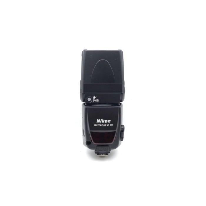 【台中青蘋果】Nikon Speedlight SB-800 SB800 二手 閃光燈 #55139