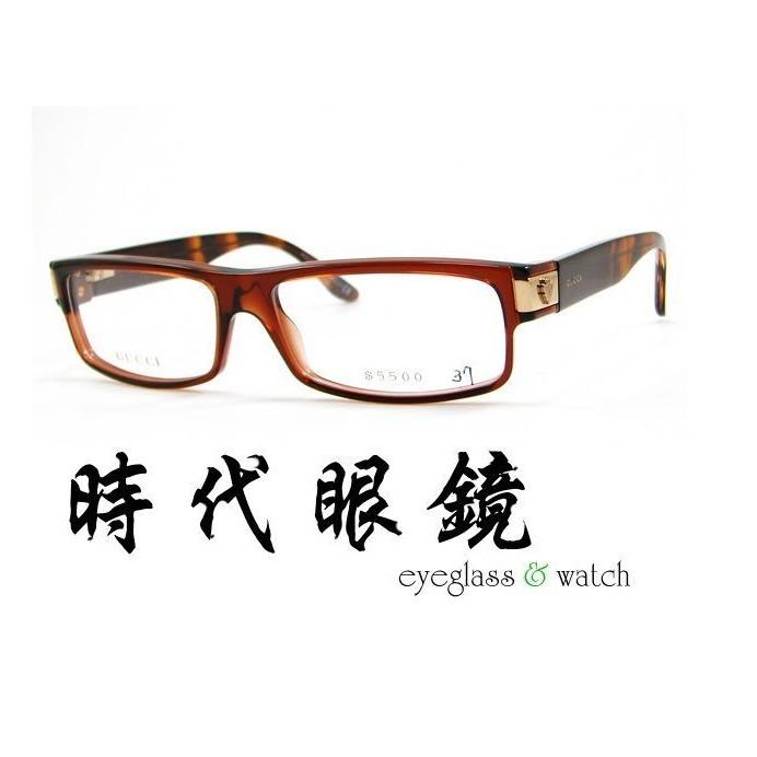 【Gucci】GG1608 X3T  光學鏡框 騎士守護者盾牌徽章 台南 時代眼鏡