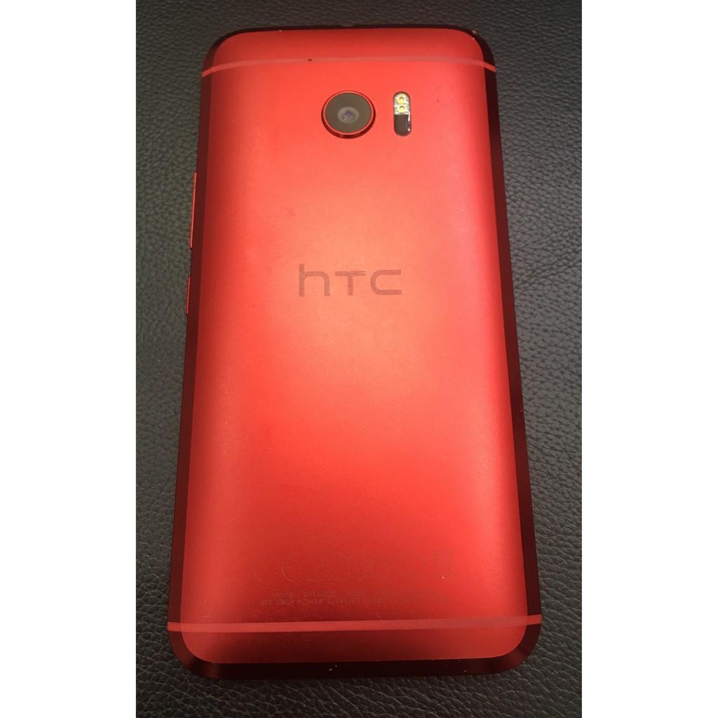 *最殺小舖*超美中古手機 HTC M10 高階旗艦機 外觀約9.5成新 功能正常 遊戲機首選 HTC10二手機 抓寶機