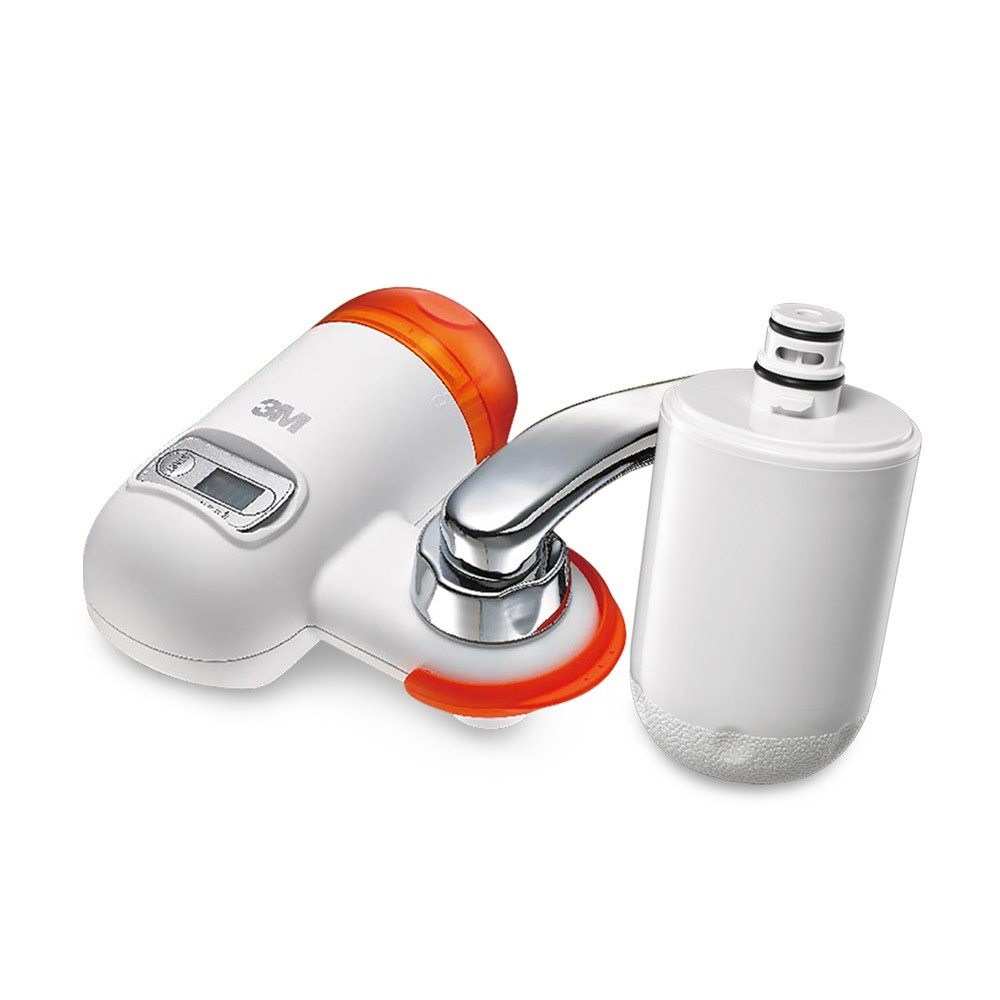 【3M】Filtrete AC200龍頭式濾水器(一機二心特惠組) 7100134698+7100134699