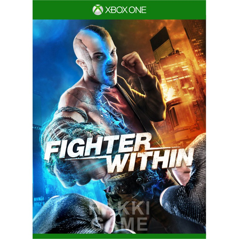 XBOX ONE 體感格鬥 kinect Fighter Within 英文版