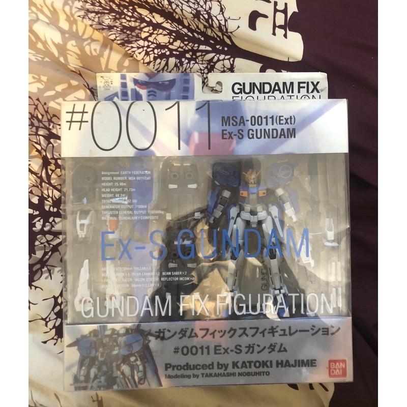 Fix GFF #0011 Ex-S Gundam (二手美品)