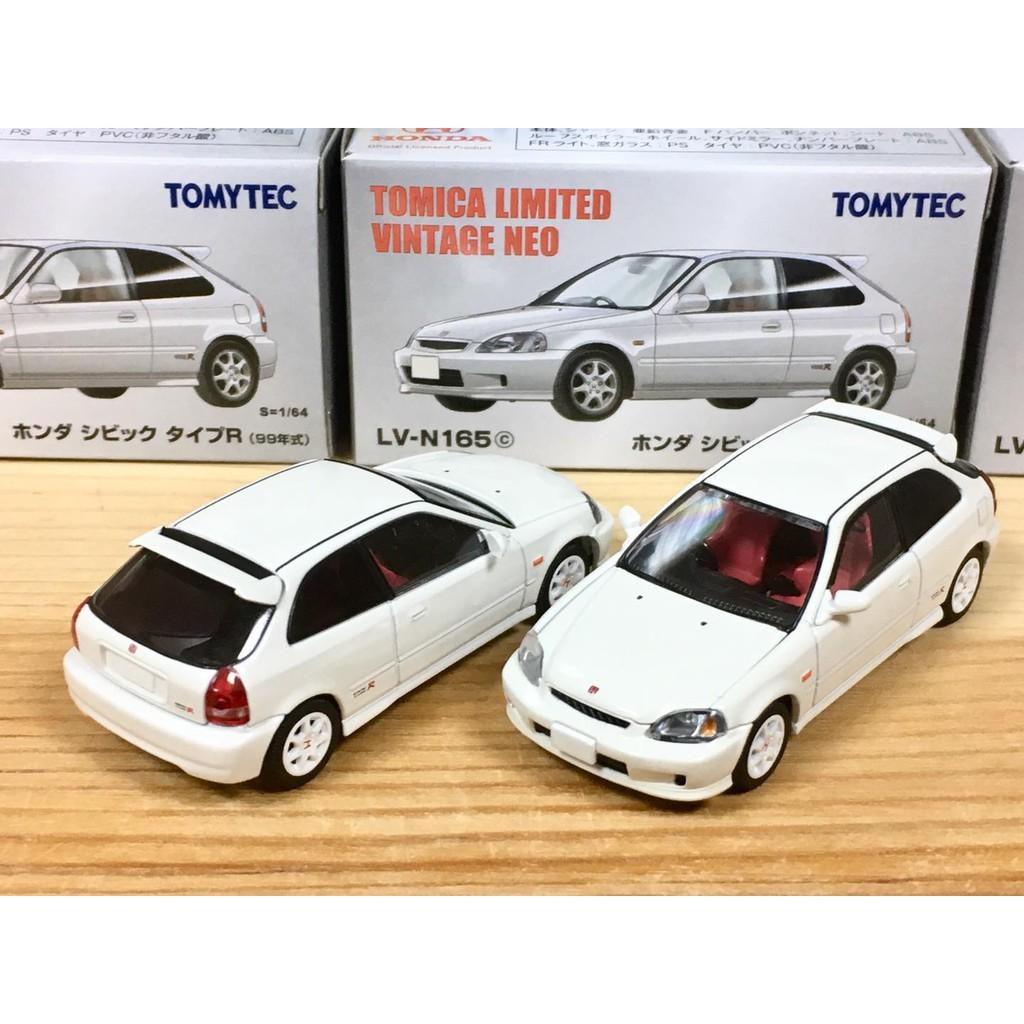 TOMYTEC LV-N165c Honda CIVIC Type R 99年式
