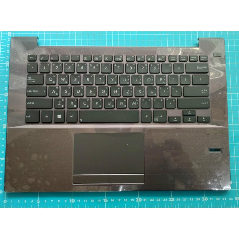 全新華碩 PU401 PU401L 筆記電腦繁體鍵盤 帶C殼 觸摸板