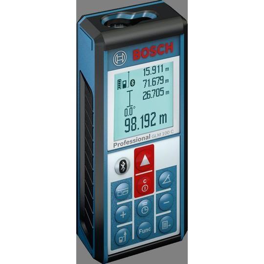 【合眾五金】GLM 100C米 藍牙雷射測距儀 BOSCH 博世保固一年 實體店面安心購買