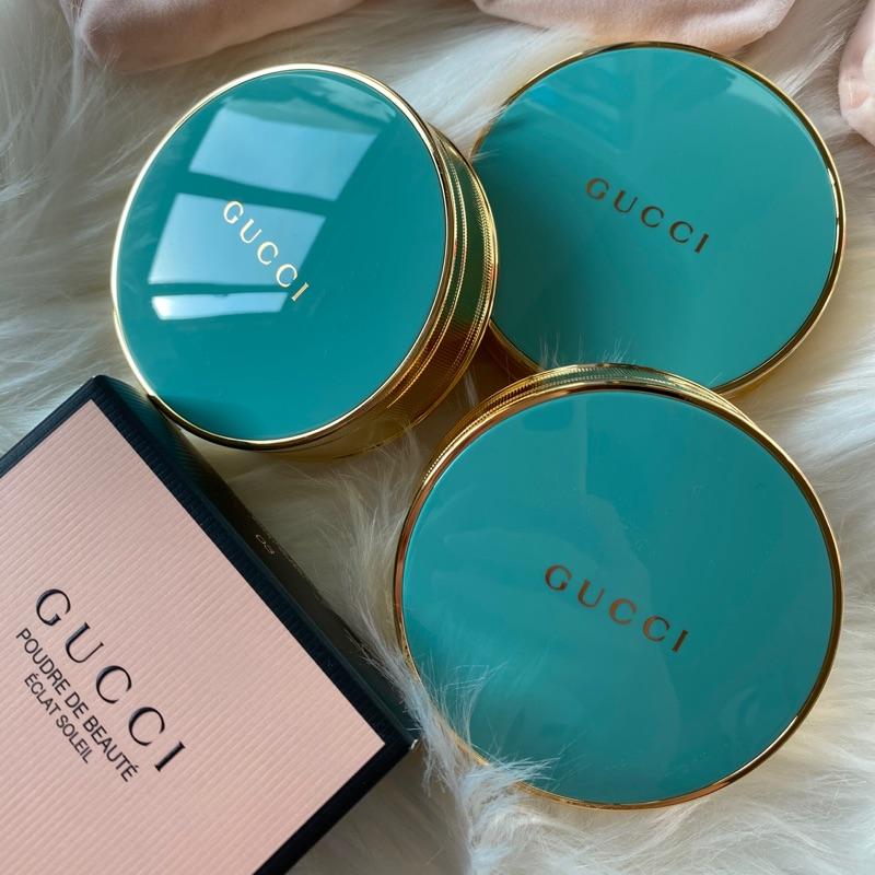 Gucci Beauty   修容餅-Tiffany藍盒