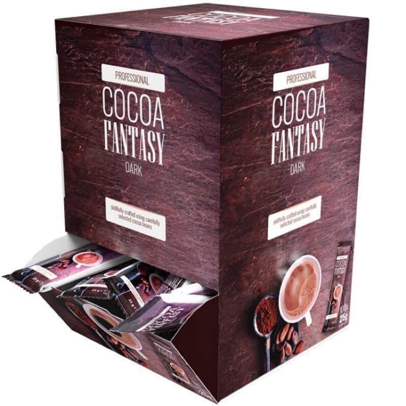 德國 頂級 COCOA FANTASY 巧克力粉 25g X 10入