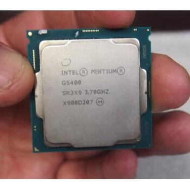 二手良品 1151腳位  Intel cpu G5400 G4900八代九代 i3 8100 9100 參考