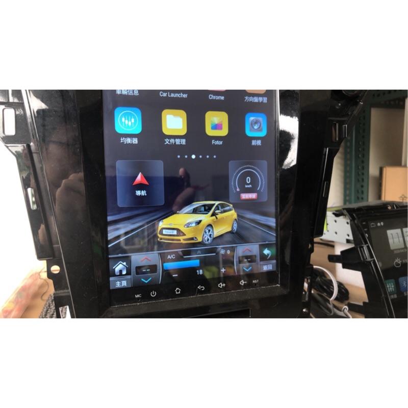 Focus MK3,MK3.5專用八核心直屏主機(也兼容部分廠牌車系,歡迎詢問)
