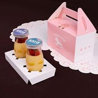 【栗子太太 烘焙雜貨包裝團購 】 小木馬 西點盒蛋糕盒 餅乾盒巧克力盒 臺中市