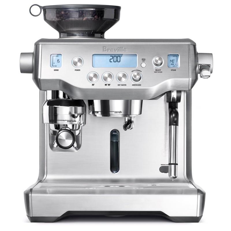 全新 現貨Breville BES980XL 智慧型咖啡機