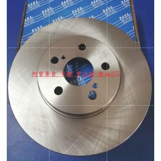 豐田 CELICA 97- 前 煞車盤 碟盤 剎車盤 前盤 碟盤 劃線盤 鑽孔劃線盤 高材質外銷件 全車系皆可詢問