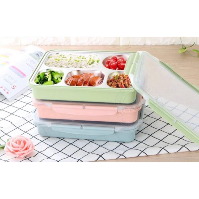 🍱日式304不鏽鋼保鮮保溫餐盒