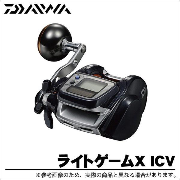 DAIWA LIGHT GAME X ICV 250 鼓式捲線器