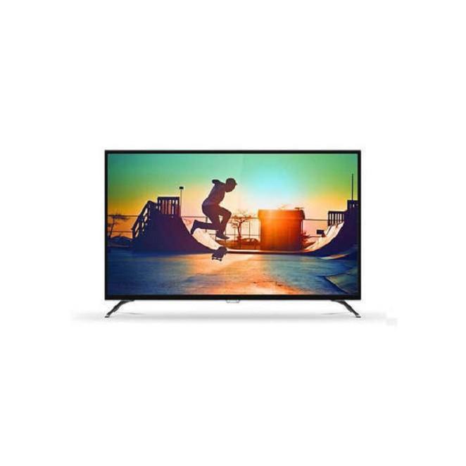 PHILIPS 飛利浦 43吋4K 聯網智能 液晶 電視/顯示器 43PUH6002 加贈EL-U16R6TA延長線
