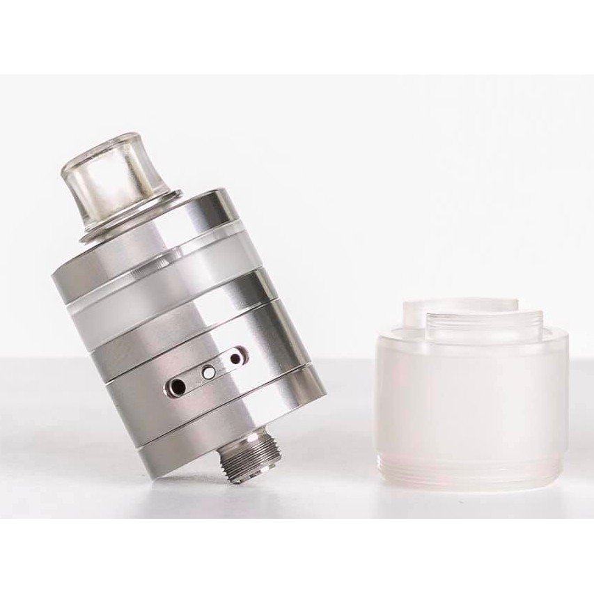 【放霧FunVape】獨家訂製版 VWM Integra rta  2ml PC 短倉 小巧可愛