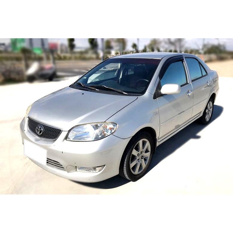 豐田-2004年-VIOS-1.5-銀