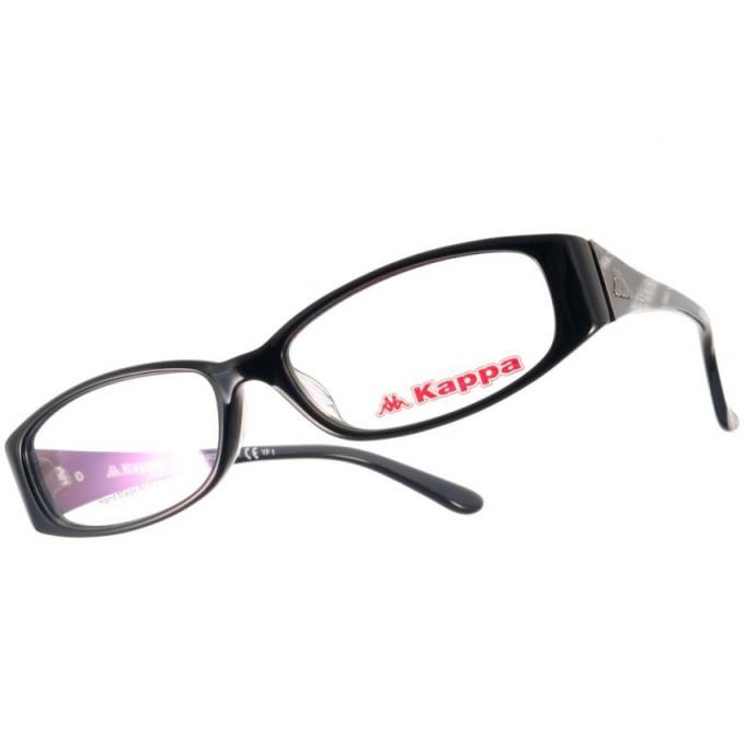 KAPPA 光學眼鏡 KP1006 BKB 運動時尚款-金橘眼鏡