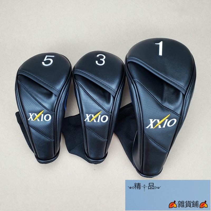 【熱賣】高爾夫推杆套 XXIO高爾夫木桿套 桿頭套 帽套球桿保護套 XX10球頭套高爾夫球桿/雜貨鋪