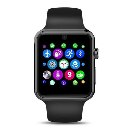 熱銷推薦-新款蘋果5S/6S/7三星小米華為安卓手機通用智慧手錶藍牙通話手環觸屏智能手環藍牙手環限時促銷