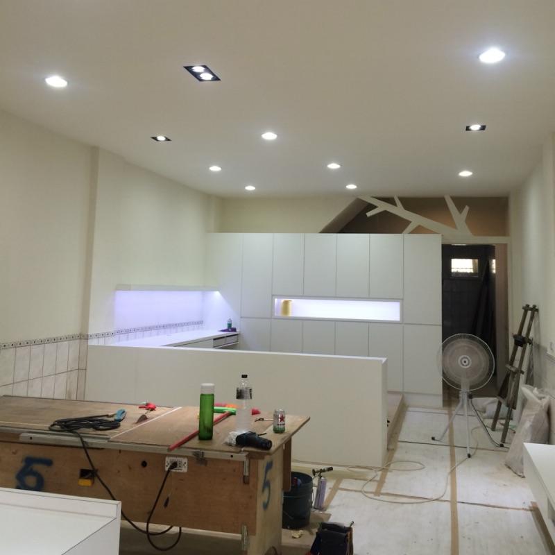 大台中老屋翻新 裝潢設計 浴室翻修 泥作水電