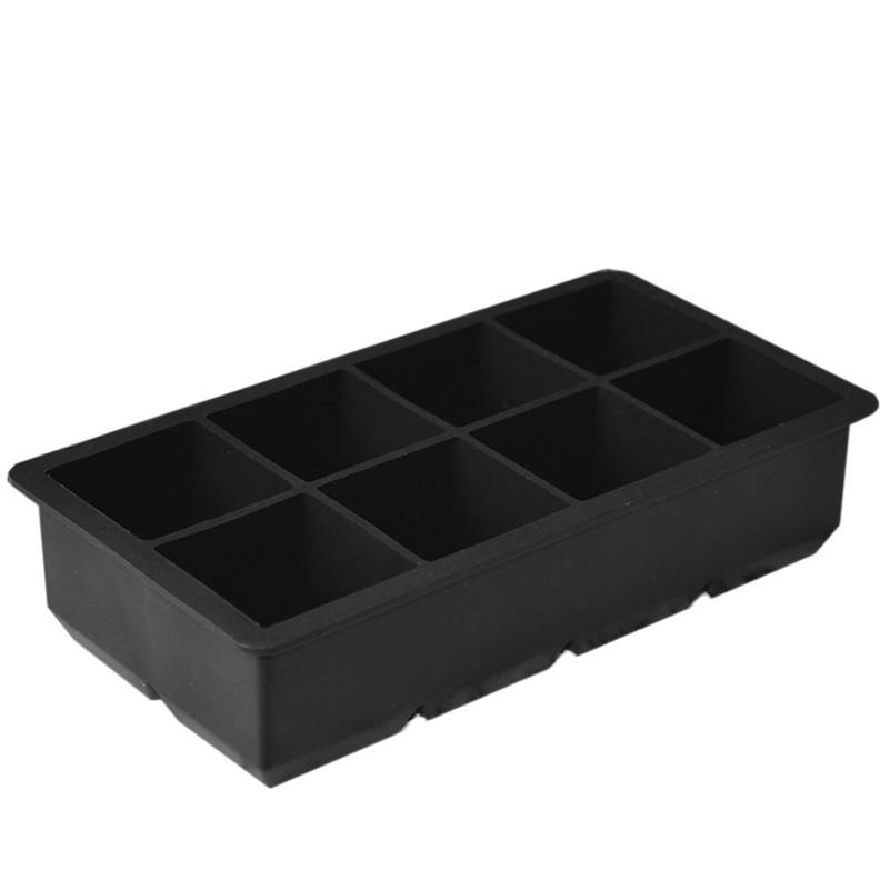 《輕鬆做大冰》八格冰塊模具 方冰 大冰塊 製冰盒 冰塊盒 製冰器 冰塊 模具 冰塊模具 Ice Tray 威士忌 方塊冰