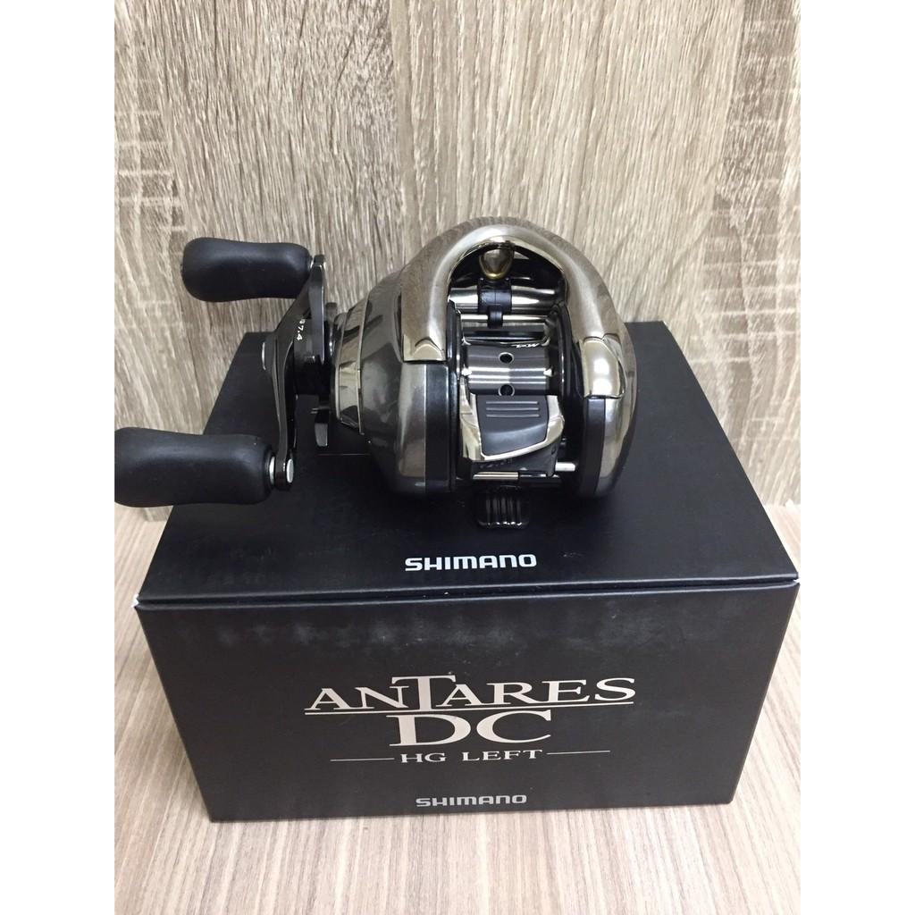 🔥【平昇釣具】🔥SHIMANO ANTARES DC HG左手/右手 7.4速比 路亞輪 小烏龜 全新品 現貨
