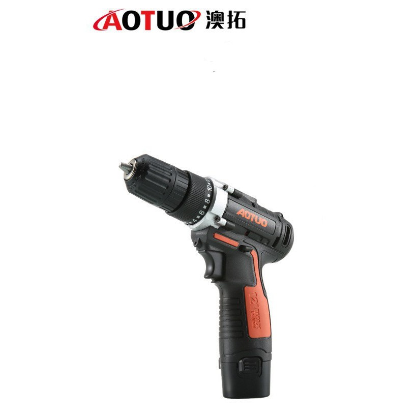 AOTUO 12V 多功能鋰電池電鑽