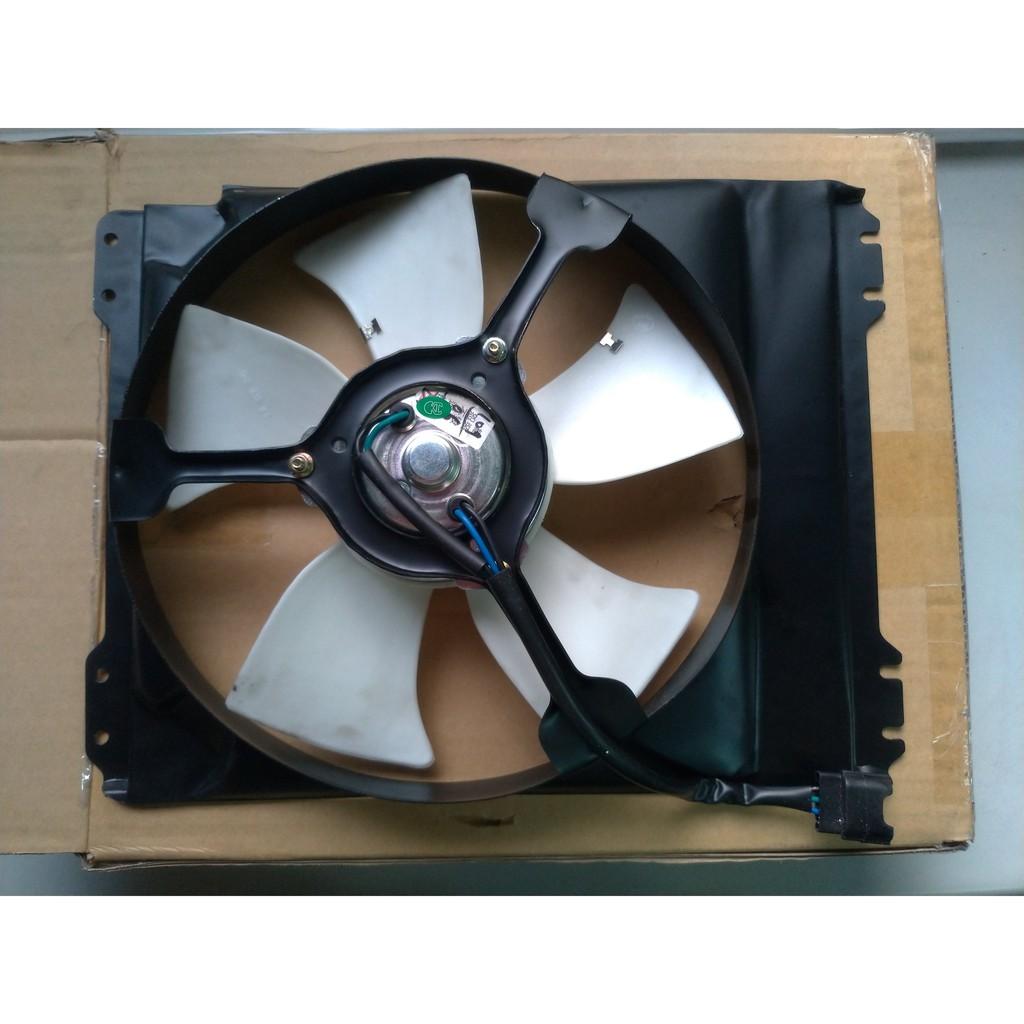 subaru impreza 2.0 gc8 /gf8 硬皮鯊 水箱風扇