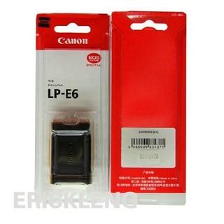 【數碼空間】佳能Canon LP-E6原廠電池LC-E6座充電池5D 5D2 5D3 7D 60D 70D 6D 5D4