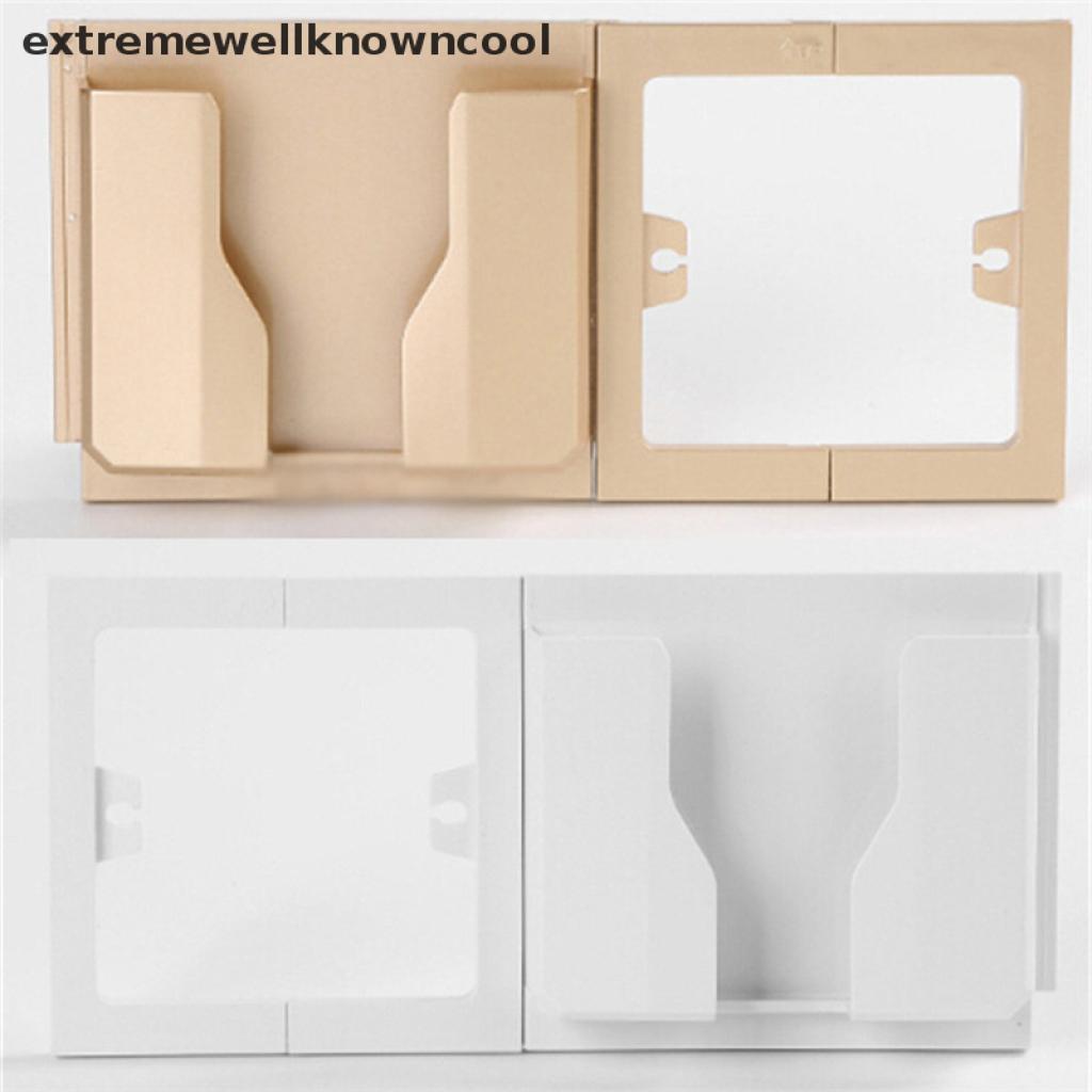 Ecmy 壁掛架通用電話充電座支架插座充電器收納盒熱