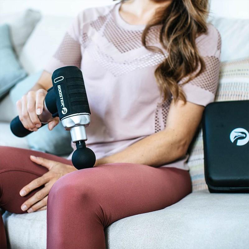 菠蘿君Booster Pro2肌肉放松器筋膜槍按摩槍筋膜搶電動肌肉按摩槍